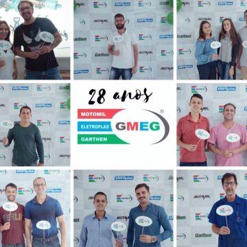 28 ANOS GRUPO GMEG